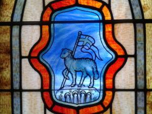 window-agnus-dei